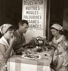 1959 - Sables d'Olonnes - Robert Doisneau