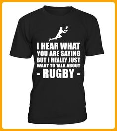 Funny Rugby Player Gift Idea - Rugby shirts (*Partner-Link)
