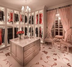 closets femininos de luxo - Pesquisa Google