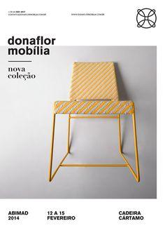 Design | Dona Flor Mobília | Cártamo | Cadeira