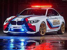 BMW M2 Safety Car MotoGP 2016