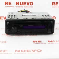 Radio KENWOOD KDC-3054U de segunda mano E276802 | Tienda online de segunda mano en Barcelona Re-Nuevo