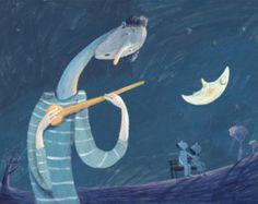 musique de l'illustration originale de la lune