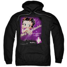 Black Hooded Sweatshirt, Hooded Sweatshirts, Hoodies, Retro Fan, Betty Boop Cartoon, Adidas Hoodie, Order Prints, Custom Shirts, How To Look Better