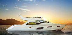 Post image for BMW Group DesignworksUSA Intermarine 55 luxury yacht