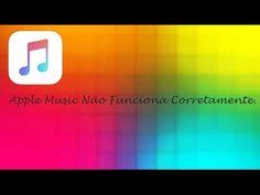 Apple Music Não Funciona ♡ ♥