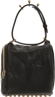 Alexander Wang Angela Bag in Black