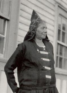 Mary Jeddore (aka Ami Jeddore) - Mi'kmaq - 1931
