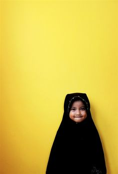 souls-of-my-shoes:    travelingcolors:    Beautiful girl |Malaysia (bysyazamst)    she's officially the cutest little girl I've ever seen!!!