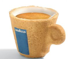 Cookie Coffee Cup by Lavazza