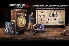Uncharted 4: A Thief's End - Libertalia Collector's Edition - [PlayStation 4]: Amazon.de: Games
