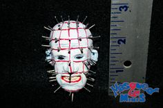 Hey, I found this really awesome Etsy listing at https://www.etsy.com/listing/191075669/hellraisers-pinhead-refrigerator-magnet