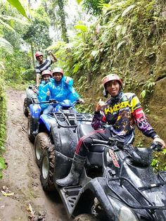 FUN Bali Adventure - ATV Ride #UBUD  Book Bali adventure here : www.yukmarigo.com  #bali #adventure #atvride #jungle #trekk #fun #balitrip
