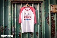 #VANS #Longsleeve Game Day Raglan oatmeal heather/red Artikelnummer: 6024008; snipes.com/vans #snipes #streetwear