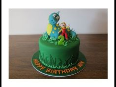 How to Make a Baby Dinosaur Triceratops in Fondant - Cake Decorating Tutorial - YouTube