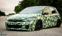 Let us get a brief overview of the many revisions over the years to this popular car. My Dream Car, Dream Cars, Wolkswagen Golf, Camouflage, Mk6 Gti, Gti Car, Vinyl Wrap Car, T2 T3, Diesel Cars