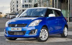 Say hello to the Special Edition #Suzuki #Swift SZ-L.  The new face lifted #MarutiSwift will be launched in a few months time in India. http://ow.ly/tXXkP Is n't looking sporty & stylish ?