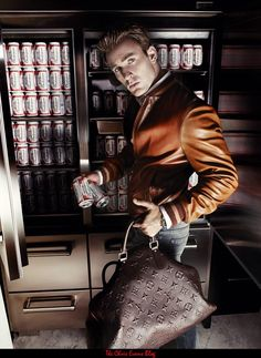 #Photoshoot: Chris Evans photographed by Mario Testino for GQ (2011) ~ Credits to: thechrisevansblog.blogspot.com