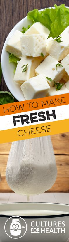 Making fresh cheese at home has never been easier than with this Fresh Cheese Kit. You can make your favorite soft cheeses or try something new – all the tools and ingredients you need are included; just add milk. The basic recipes are perfect for beginners and lay the foundation for your new cheesemaking adventure. Makes up to 24 lbs. fresh cheese.