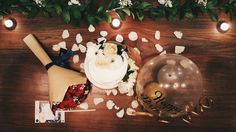 Rustic birthday decoration • Divine project bali