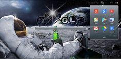 google space beer