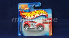 HOTWHEELS 2004 FIRST EDITIONS | TOONED MITSUBISHI PAJERO EVO | 54/100 | HOT100