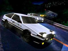 Initial D 1st Stage Soundtrack - DON'T STAND SO CLOSE