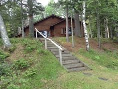 Land O Lakes Vacation Rental VRBO 3 BR Northeast Cabin