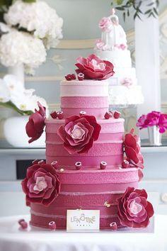 Gâteaux De Mariages/Wedding Cakes sur Pinterest  Gâteaux de mariage ...