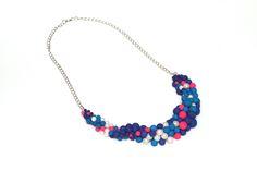 Kumihimo necklace. Made by UstriZeny:Retuseva.