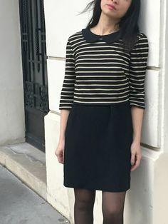 Robe La Parisienne – My Dress Made