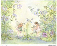 Becky Kelly Ilustradora colección Madre