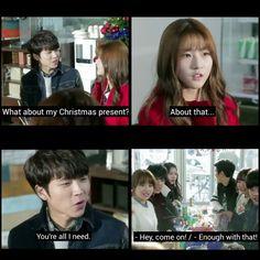 Hi school love on! Hi School Love On, High Shool, Infinite Members, Best Kdrama, Drama Fever, Korean Entertainment, Korean Dramas, Meme Faces, Cute Couples