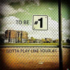 Softball quote