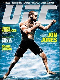 Jon Jones on UFC Magazine