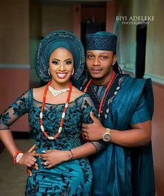 African clothing for women, African clothing for men, African wedding outfits, African couples outfi Nigerian Wedding Dresses Traditional, Traditional Wedding Attire, African Traditional Wedding, Traditional Dresses, Couples African Outfits, African Clothing For Men, Couple Outfits, African Fashion Dresses, African Men