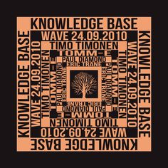 Knowledge Base w/ Timo Timonen | 24.09.2010 | WAVE