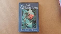 The Book of Three by Lloyd Alexander ~ The Prydain Chronicles ~ Book 1…