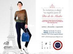 Evento VIP Día de la Madre en la Boutique! @ Sofia Forbes Jeans Paris - 14-Oct
