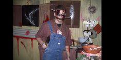 Troy Frantz- Hellmouth Haunted House-Haunters Hangout Show Halloween