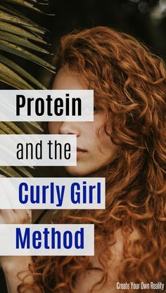 Jun 2019 - The Curly Girl Method has done a lot for my curly hair, including teaching me the importance of protein and how to tell when my hair needs some. Today, I'm sharing these curly hair tips with you! Curly Hair Routine, Curly Hair Tips, Curly Hair Care, Long Curly Hair, Wavy Hair, Curly Hair Styles, Afro Hair, Hair Meaning, Hair Protein