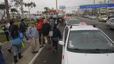 Callao: Protransporte aseguró que retiro de buses continuará en Javier Prado-La Marina