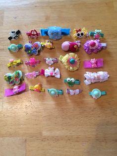 Wholesale Handmade 25 Hair Pieces Lot 16 #Handmade