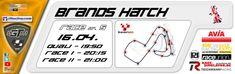 Am Montag ist es soweit. Brands Hatch auf den britischen Inseln ruft zum fünften Lauf der DGTM 2018/1.  Natürlich wird alles wieder live bei SRD-TV zu sehen sein.  #SimracingExpo #ADAC #PJ-Design #Raceunion #TeichmannRacing #Race-Simulator.de #AVIA