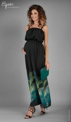 Tehotenské šaty a sukne | Tehotenské šaty Paloma - ELPASA | MamaStyl.sk - tehotenská móda, tehotenské šaty a oblečenie - Tehotenské oblečenie - Tehotenská móda
