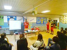 Al via le serate formative tenute dal Corpo Volontari Soccorso di Villadossola - Ossola 24 notizie