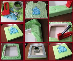 DIY Reuse your old T-Shirt