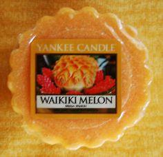 """Yankee Candle Tart """"Waikiki Melon"""" NUR 1x VERSANDKOSTEN"""