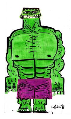 Leo Matsuda: HULK! Marvel Art, Film Director, Hulk, Storytelling, Leo, Banner, Illustrations, Fictional Characters, Style