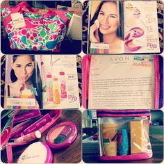 Thank you to my @avonph family for my #summer goodies!!! Photo by @jascurtissmith